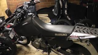 4. Suzuki DR650 - Adventure Spec - Part 2