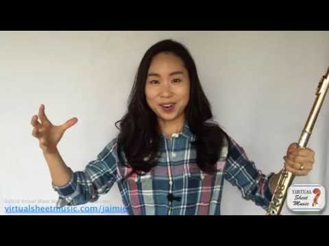 How to Hold a Long Breath on the Flute
