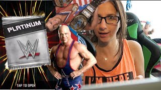Hey Champs Happy Wednesday! Big update coming to SuperCard today. Hope we get a Kurt Angle card in it!!! ☆Subscribe...