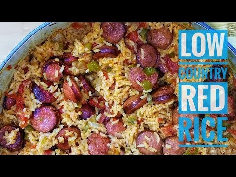 Red Rice | South Carolina Low Country Cooking