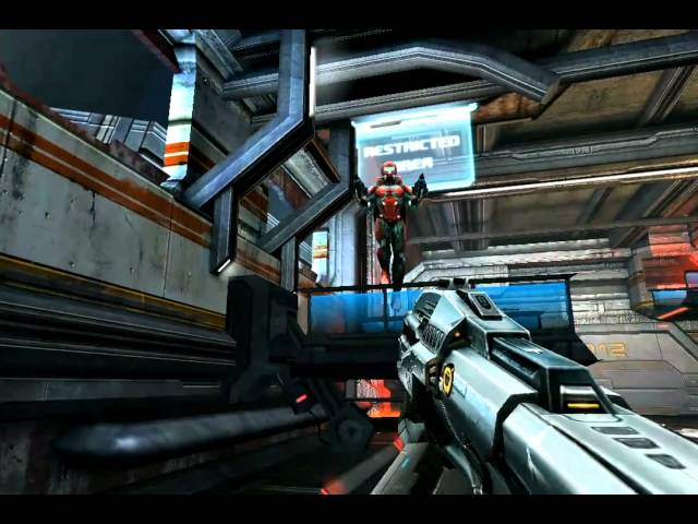 N.O.V.A. 2 Near Orbit Vanguard Alliance - iPhone&iPad - Game trailer