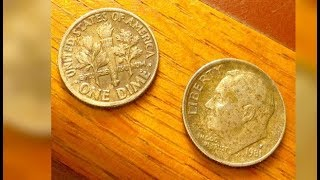 Video There Are Dimes In Circulation Worth Almost $2 Million And This Is How To Spot Them MP3, 3GP, MP4, WEBM, AVI, FLV September 2018