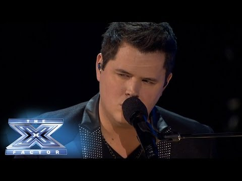 Tim Olstad Channels Elton John – THE X FACTOR USA 2013