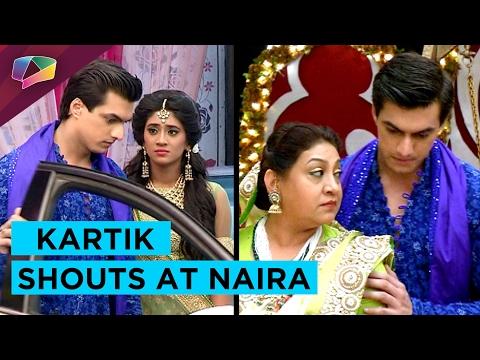 Naira and Kartik Argue| Naira WILL NOT PUT MEHENDI