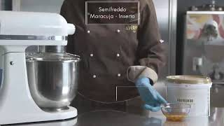 Video Tutorial - Semifreddo Cocco, Maracuja al Riso