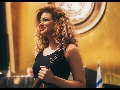 Miri Ben-Ari  at the UN