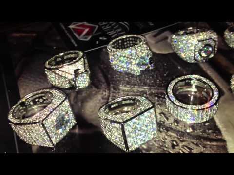 Ice cold 360 custom rings
