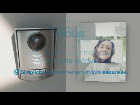 Interphone vidéo AVIDSEN - LUTA