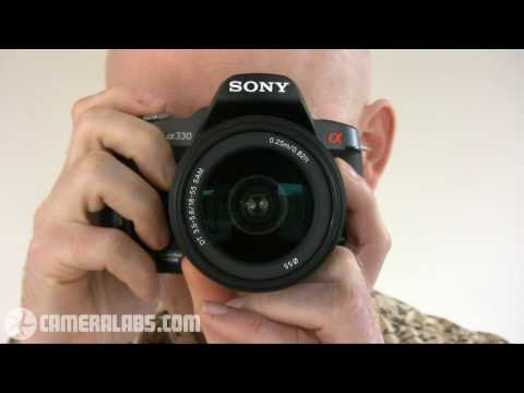 Sony Alpha DSLR A230 / A330 / A380 review