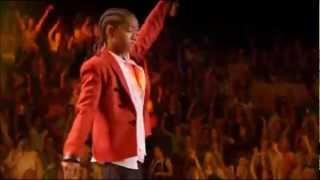 Justin Bieber Ft Jaden Smith Never Say Never Madison Square Garden Vidinfo