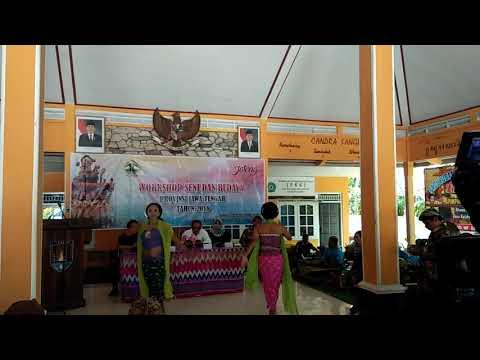 Lenggeran - Langen Kesumo | Workshop Seni Dan Budaya Provinsi Jawa Tengah
