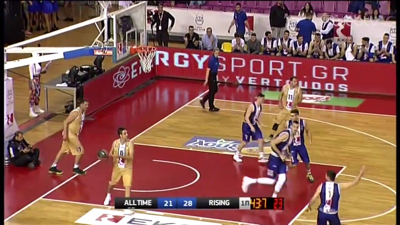All Star Game   Βουλγαρόπουλος   «Ξεγελιέται» αρχικά, καρφώνει στη συνέχεια!   08/02/2020   ΕΡΤ