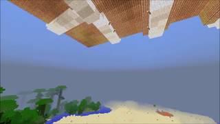 Kristoffer og Kim viser hvordan man spiller modda minecraft-basert på modpakkene Space astronomy (Curse) og Blightfall (Technic)