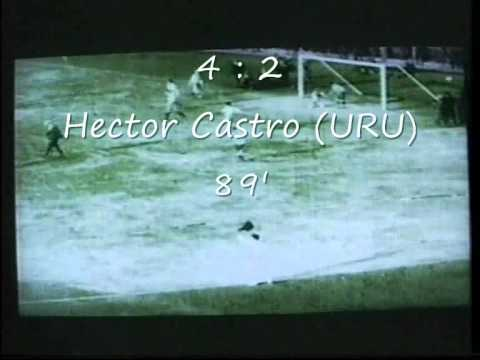 12 – Pablo Dorado: Uruguay v Argentina 1930 – 90 World Cup Minutes In 90 Days
