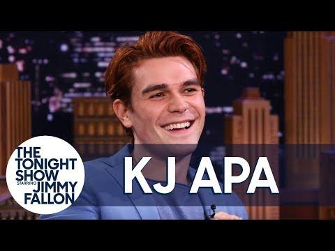"KJ ApaTeases ""Wicked"" Surprises After Riverdale Graduation"