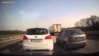 Autostrada A4 Legnica- Wrocław