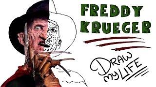 Video FREDDY KRUEGER | Draw My Life MP3, 3GP, MP4, WEBM, AVI, FLV November 2017