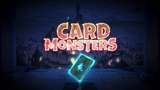 First look at new TCG Card MonstersSubscribe for daily livestreams:  https://goo.gl/5ybthpmail:           brian@touchgameplay.comtwitter:        https://twitter.com/touchgameplayFacebook:  TouchgameplayCard Monsters is a fast-paced strategic card game. Enjoy challenging, and innovative gameplay with simple mechanics that allows for an intense duel!-Game FeaturesFast-paced BattlesDuel against other players and defeat them in 3 minutes or less!Diverse Variety of CardsWith daily quest rewards, arena rewards, tournaments, contests, giveaways and more, players can collect hundreds of cards with a variety of rarities and factions.Easy to Grasp MechanicsUse tactics and wits to masterfully defeat each opponent with mechanics picked up in minutes!Unique Equipment and ItemsCard Monsters is the first strategic card game with equipment skills for every monster. Optimize your items and equipment wisely to gain the upper hand in every duel.