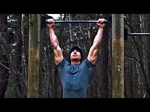 <全身の筋肉を使い倒せ!>身近な場所でできる、トータルトレーニング!