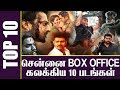 Top 10 Tamil Movies 2017 by Box Office Collections | Best Tamil Films 2017 | Reel Petti