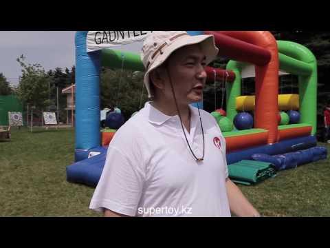 Видео благодарность Каспий Банк тимбилдинг 2016