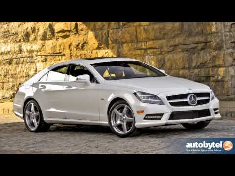 2012 Mercedes Benz CLS550: Video Road Test and Review