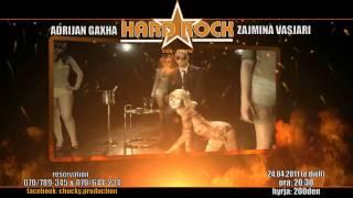 ADRIJAN GAXHA&ZAJMINA HARD ROCK SHKUP