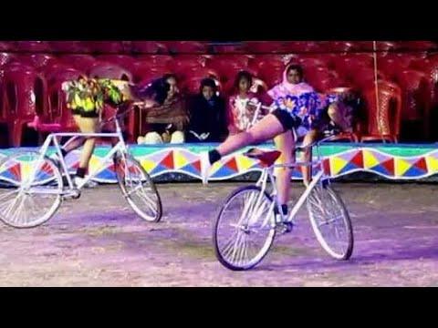 Video Indian circus, indian girl's ride cycle stunt talent [ हिंदुस्तानी लड़कियों का जबरदस्त टैलेंट ], download in MP3, 3GP, MP4, WEBM, AVI, FLV January 2017