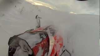 9. 2012 Arctic Cat M8 Pro Climb 162