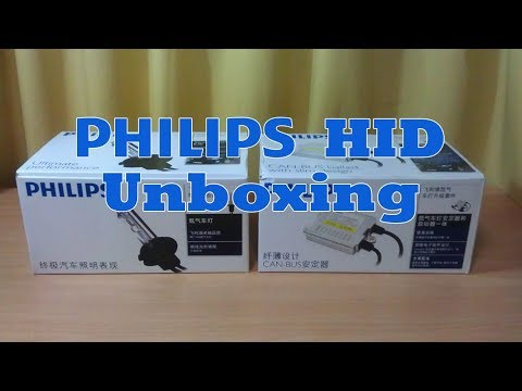 PHILIPS HID New Model Vs Old Model