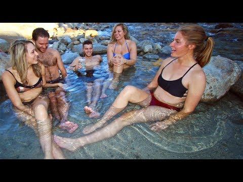Hot Springs in Buena Vista & Salida, Colorado