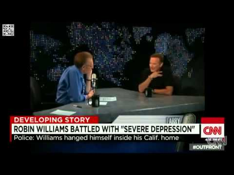 Robin Williams On Depression In His Own Words   14082014