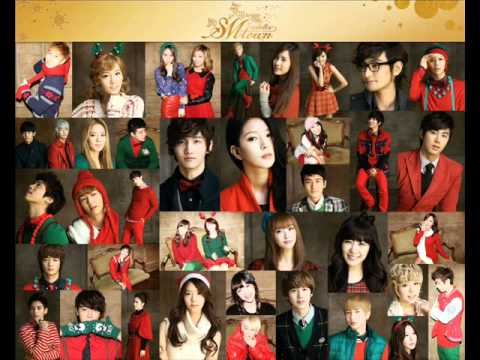 Santa U Are The One - Artist: Super Junior & SJ-M (Henry & Zhoumi) Title: Santa U Are The One Album: 2011 Winter SMTown