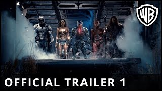 Video Justice League - Official Trailer 1 - Warner Bros. UK MP3, 3GP, MP4, WEBM, AVI, FLV Mei 2018
