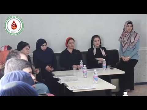 """Встреча активных доноров крови и участников клуба """"Я донор """""""