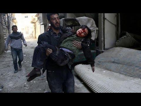 Συρία: Επίγεια κόλαση η Ανατολική Γκούτα, πάνω από 300 άμαχοι νεκροί…