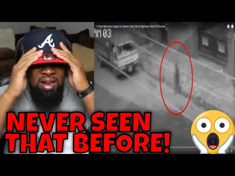 11 Scary Moments Caught on Camera Best Ghost Sightings! JUMPSCARE!
