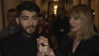 Behind the Scenes of Taylor Swift and Zayn Malik's New Music Video, 'I Don't Wanna Live Forever' Video