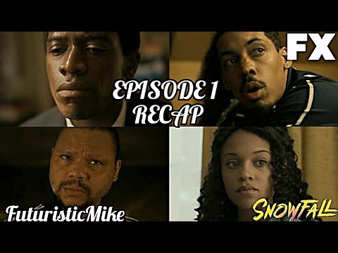 SNOWFALL SEASON 4 PREMIERE EPISODE 1 'RE-ENTRY' REVIEW AND RECAP!!!