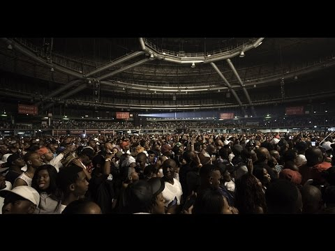 Eugene Phama At Fill Up The Dome