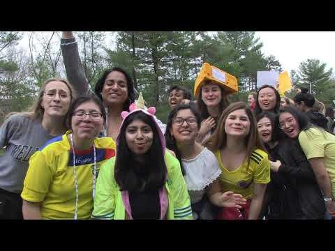 Wellesley College: A Boston Marathon Halfway Hotspot