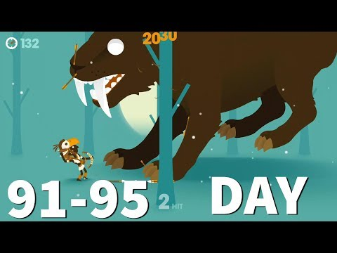Big Hunter | The Smilodon Story Day 91-95