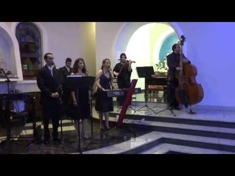 Equipe Evelyn Lopes - Aclamação ao Evangelho - Buscai Primeiro - Casamento Cajuru - SP