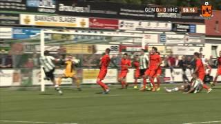 Samenvatting SC Genemuiden - HHC Hardenberg