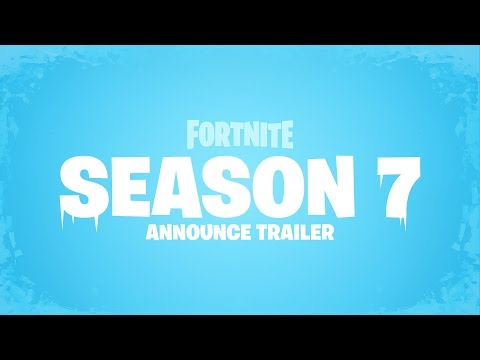 Fortnite - Season 7 Trailer - Thời lượng: 77 giây.
