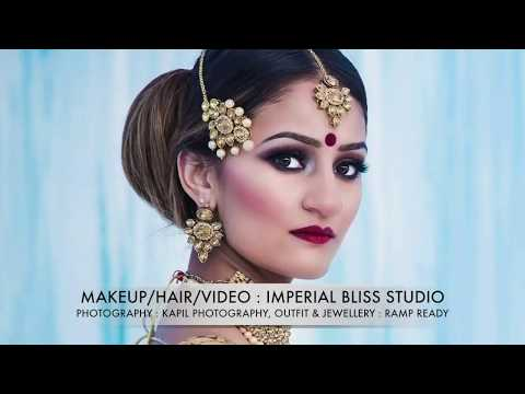 Video Indian | Bollywood | South Asian Wedding Bridal Makeup | START TO FINISH | @imperialblissstudio download in MP3, 3GP, MP4, WEBM, AVI, FLV January 2017