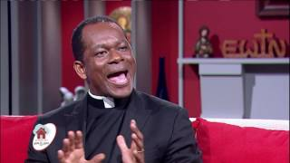Fr. Maurice Emelu explains how the power of faith can overcome the many challenges the Catholic Church faces in society today.