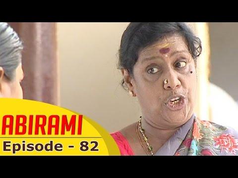 Abirami-feat-Gautami-Epi-82-Tamil-TV-Serial-26-10-2015