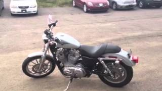 9. 2006 Harley Davidson Sportster 883 XL low miles
