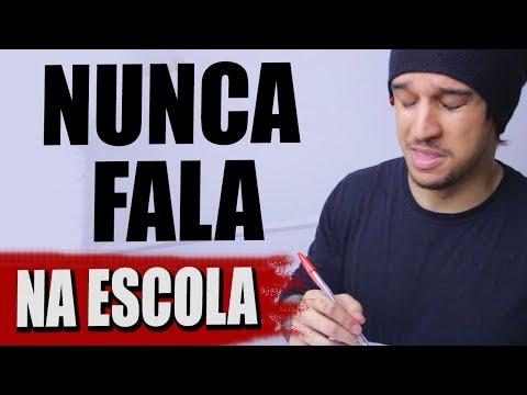 FRASES QUE VOCÊ NUNCA FALA NA ESCOLA!
